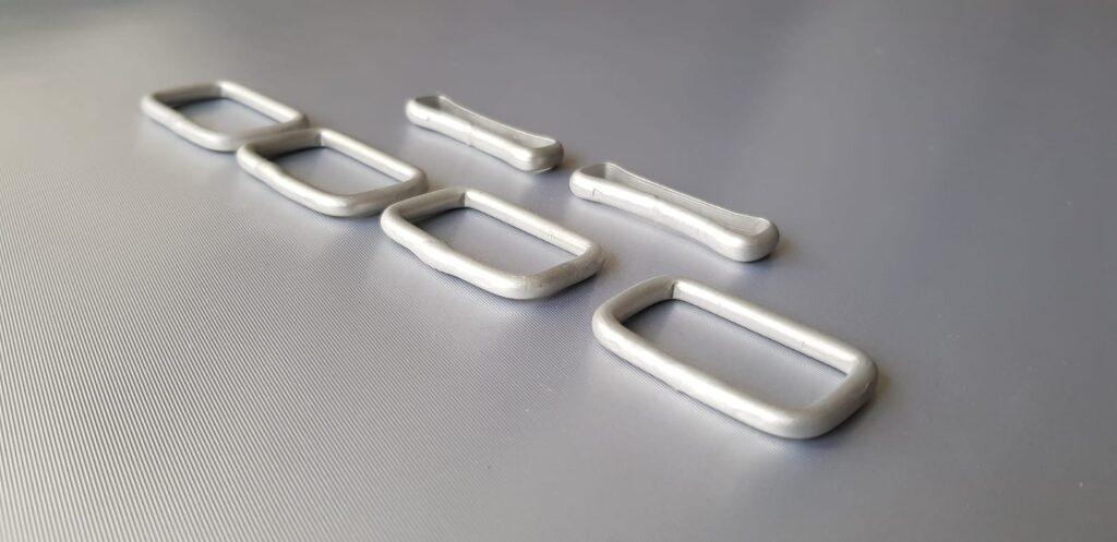aluminiumstuecke
