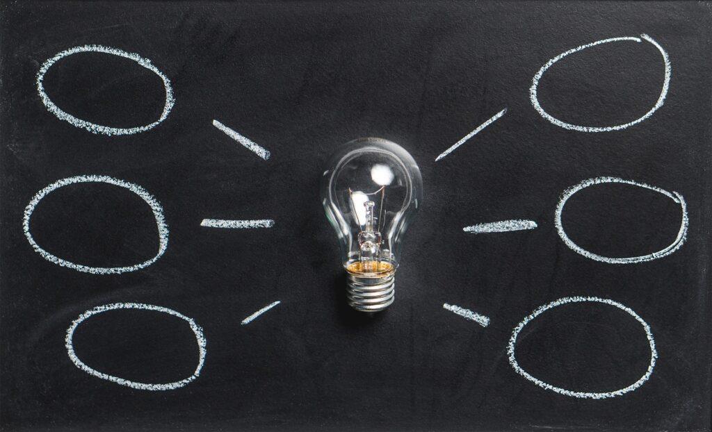 glühbrine mit ideen